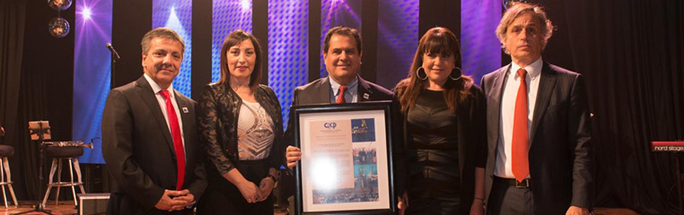 Puerto Ventanas recibe premio RSE