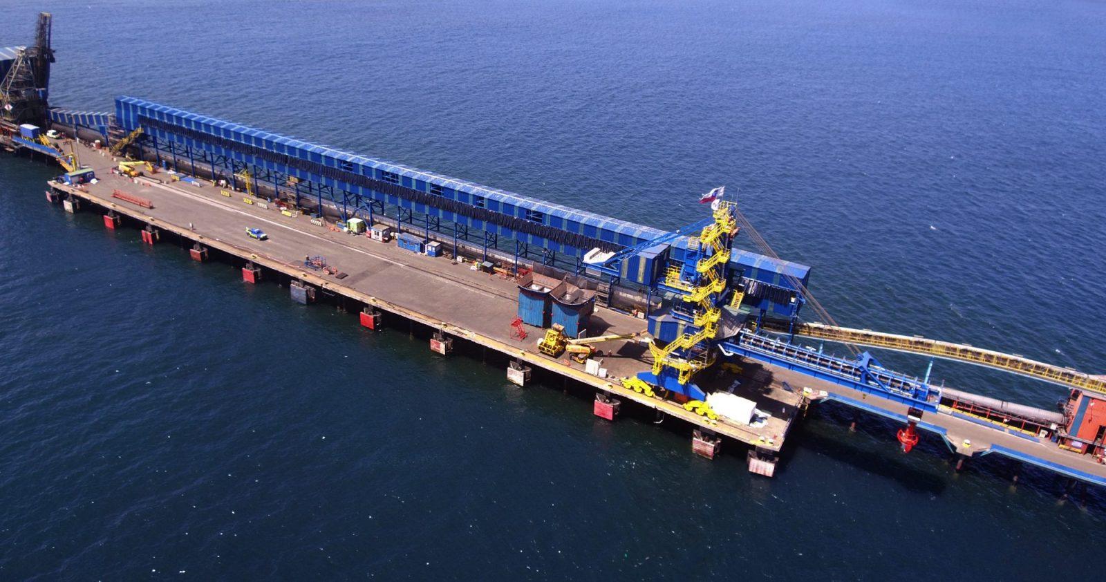 Primer Puerto Verde de Chile, con certificación Ecoports