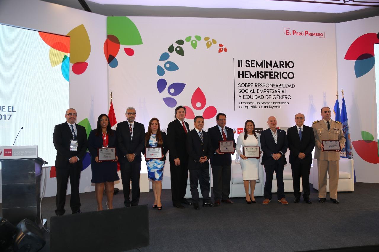 """Comisión Interamericana de Puertos reconoce a Puerto Ventanas como """"Puerto Verde"""""""