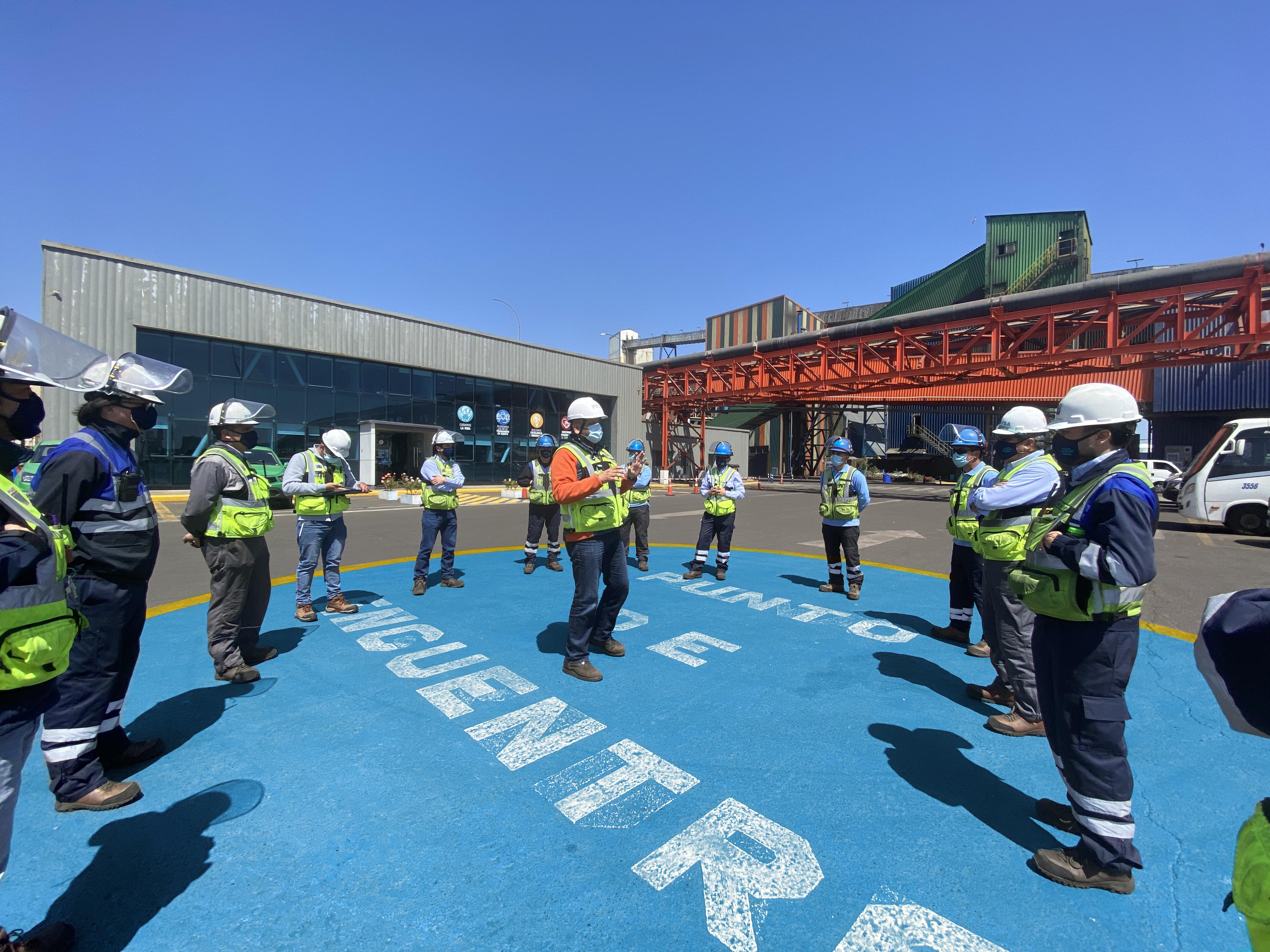 Puerto Ventanas realizó capacitación por el Día Mundial de la Sensibilización de Tsunamis