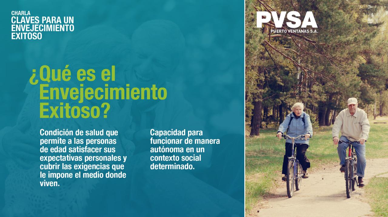 Puerto Ventanas realizó actividades virtuales para los adultos mayores de Puchuncaví